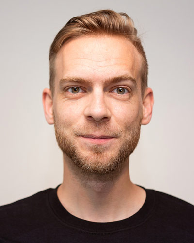 Portrait Andreas Oppliger